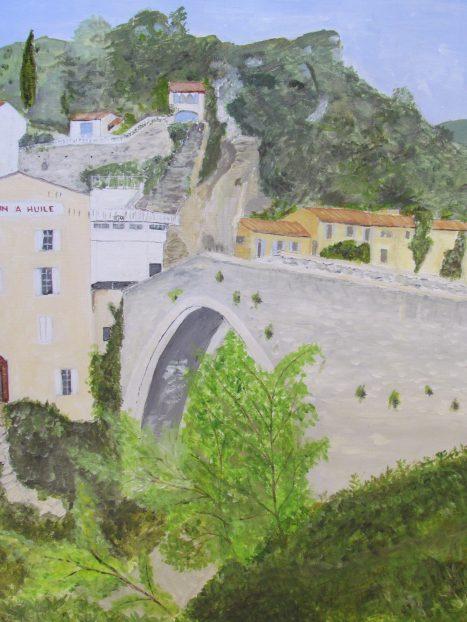 Pont Roman Nyons