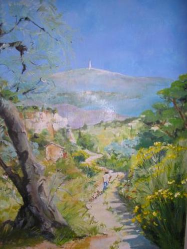 BEGOT Christian Mont Ventoux