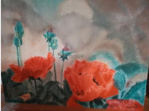 MAUGER Christiane Tableau blog Pastel