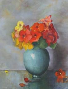 Bouquet capucines