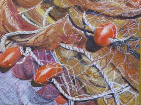 Filets de pêche juillet 2011