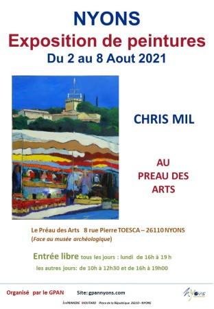 2021 CHRIS MIL