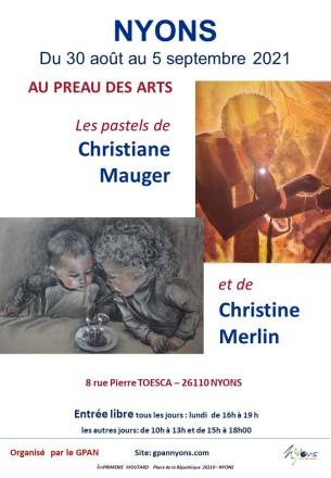 2021 Christiane et Christine