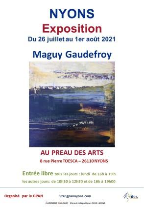 2021 Maguy Gaudefroy 2