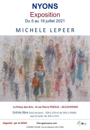 2021 Michèle Lepeer